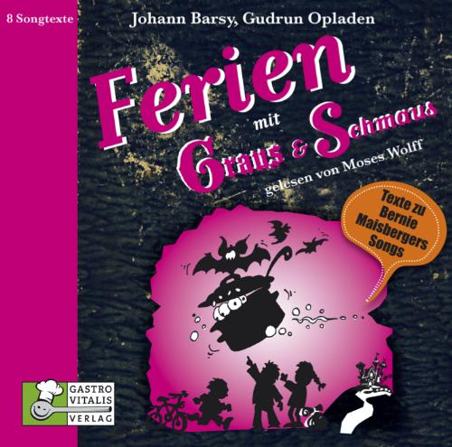 Hörbuch - Ferien mit Graus und Schmaus